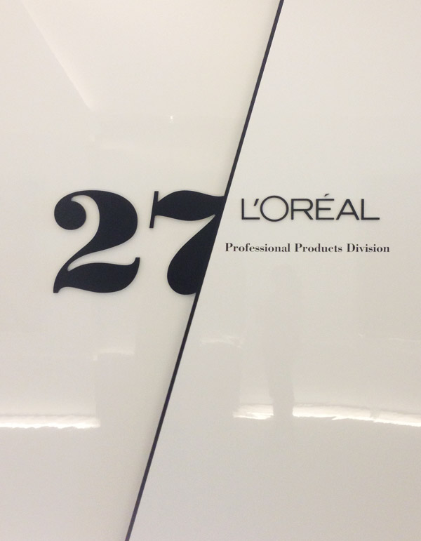 L'Oreal - Professional Products Division