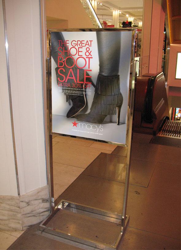 macys boot sale
