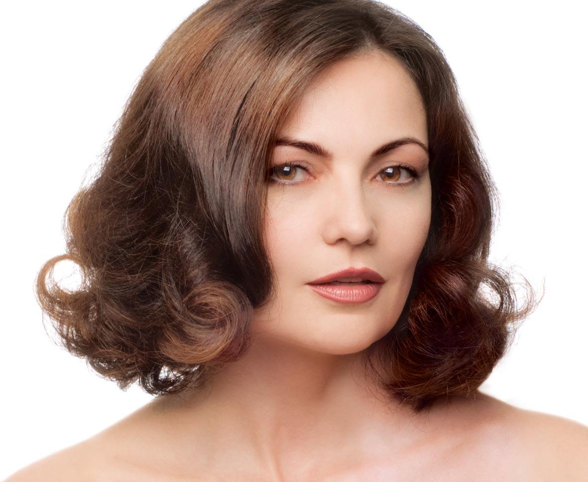 Mature Beauty Model