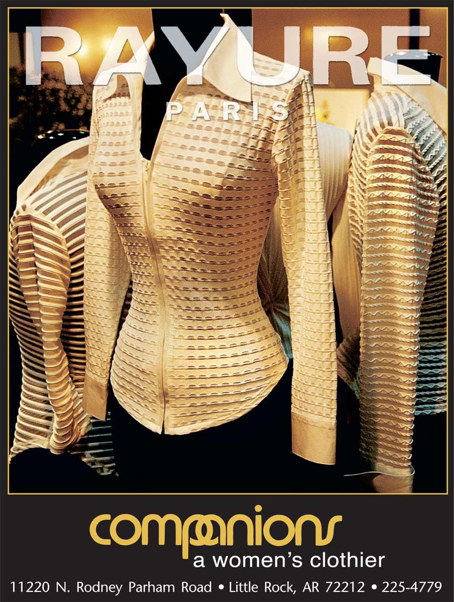Women's Clothier Ad