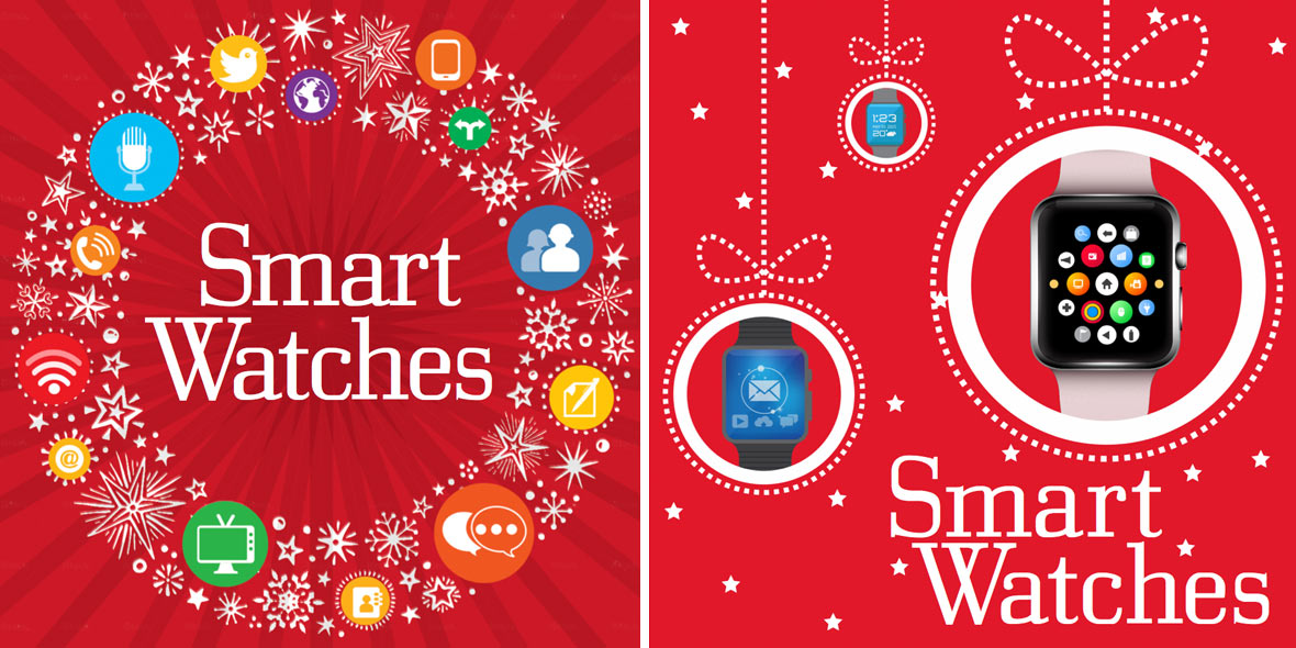 Smartwatch Signage
