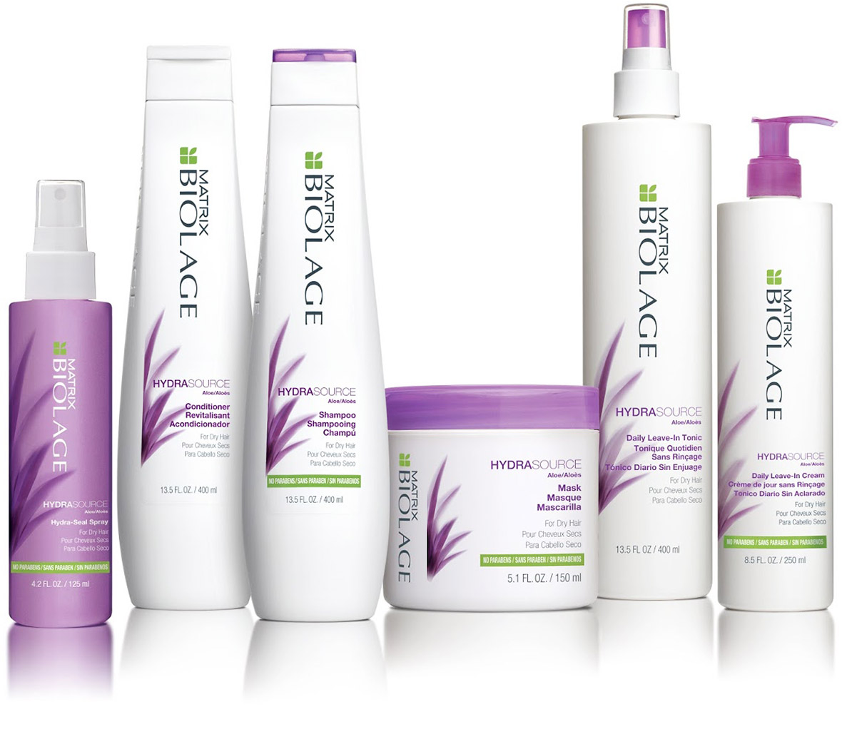 L'Oréal / Biolage Core – Packaging