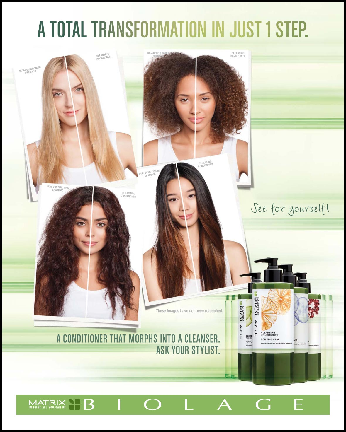 L'Oreal Biolage Collateral