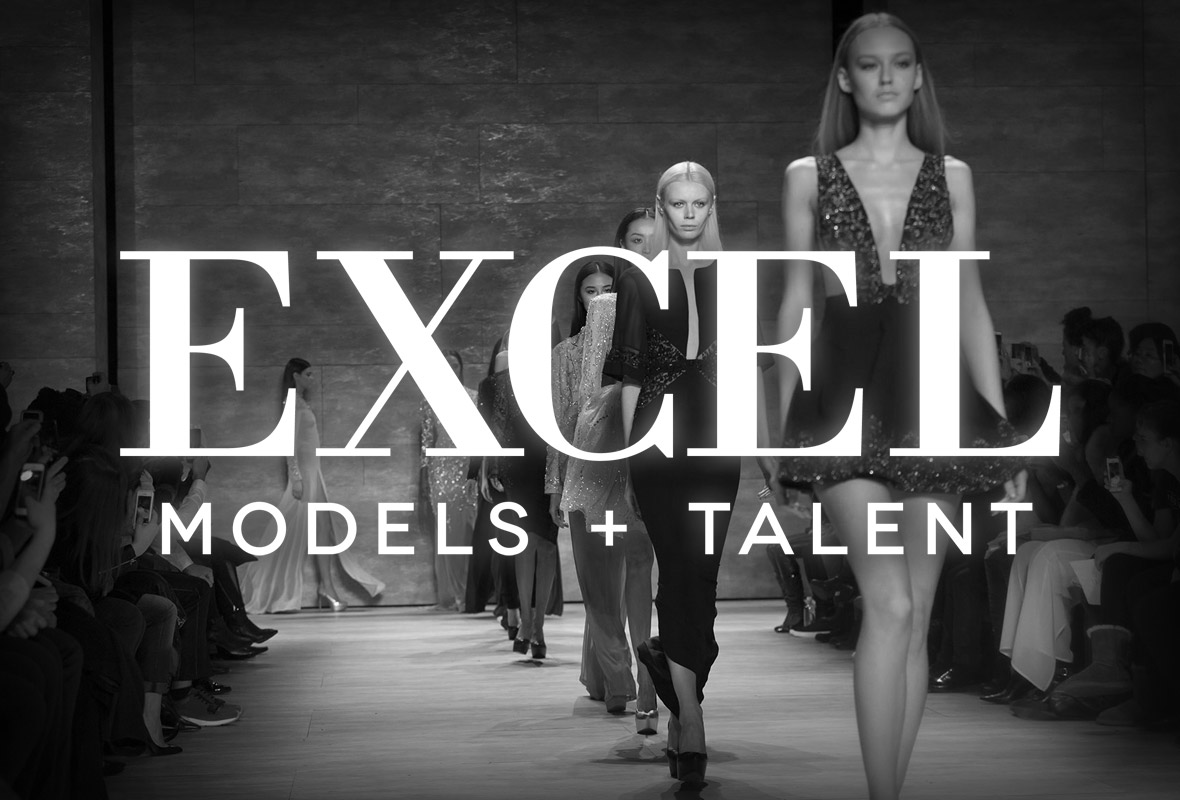 Excel Models & Talent - Logo