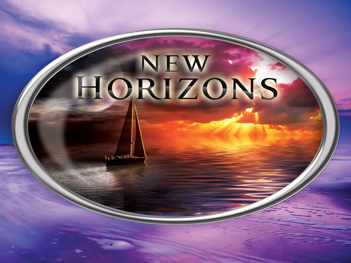 New Horizons - Logo