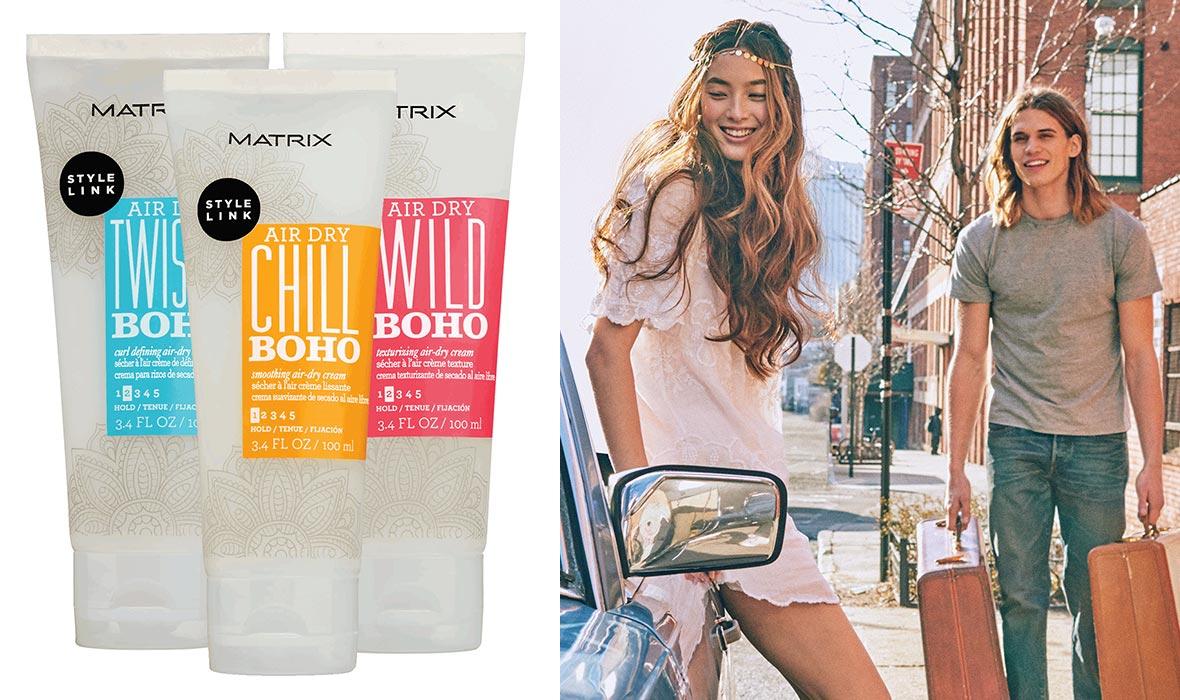 Style Link - BOHO Model & Product