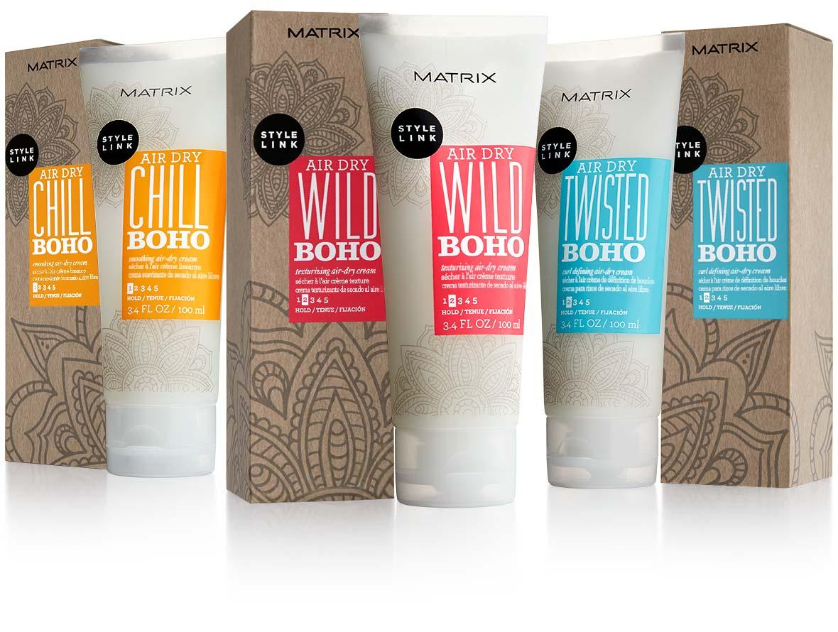 L'Oréal / Style Link — BOHO Beauty Product