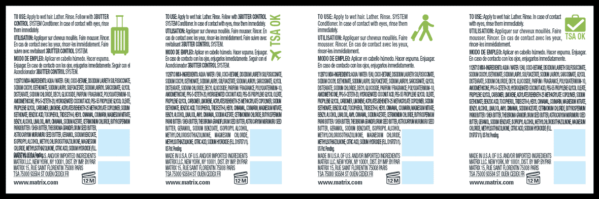 Biolage Packaging Design